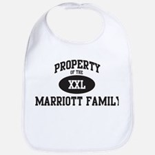 Property of Marriott Family Bib