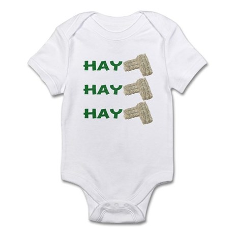 Hay Hay Hay Infant Bodysuit