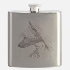Chinese Crested Flask
