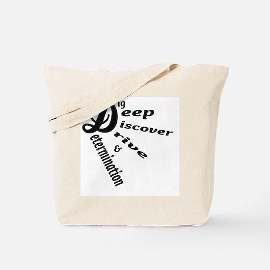 Unique Resilience Tote Bag