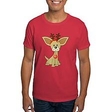 Chihuahua Christmas T-Shirt