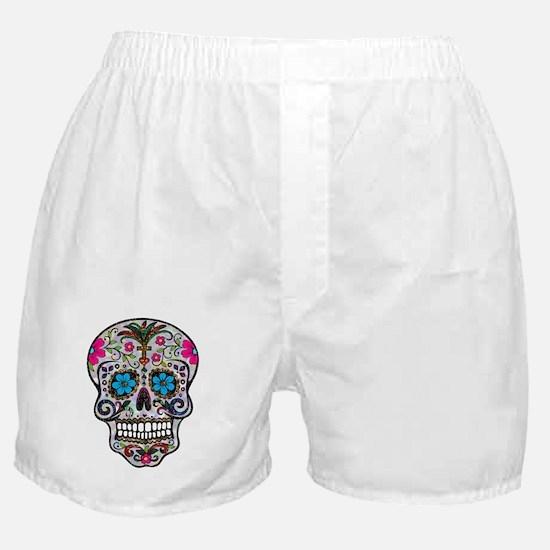 Sugar skull Boxer Shorts