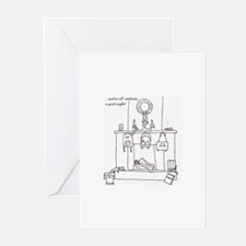 Cute Support education Greeting Cards (Pk of 10)