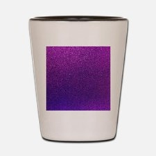 Unique Glittery Shot Glass