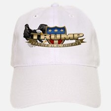 Trump Election Shield Baseball Baseball Cap