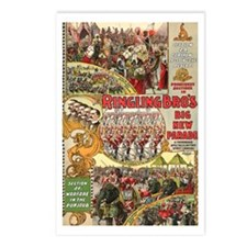 Big New Parade Postcards (Package of 8)