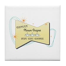 Instant Museum Designer Tile Coaster