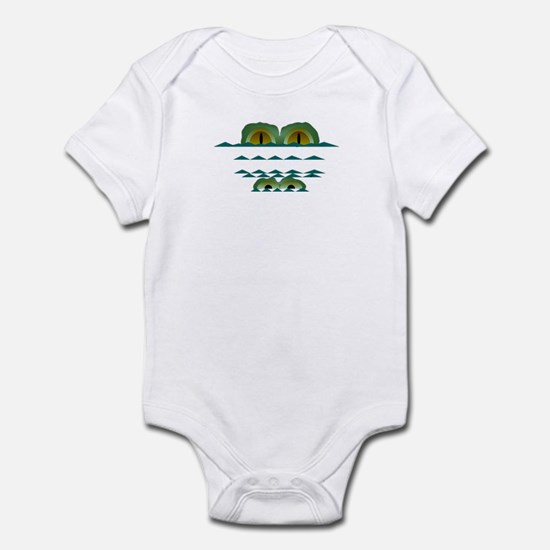 Big Croc Infant Bodysuit