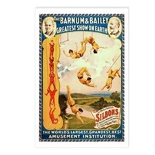 World-Famous Silbons Postcards (Package of 8)