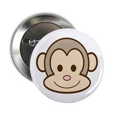 Monkey Face Button