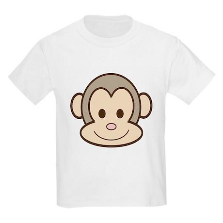 Monkey Face Kids T-Shirt