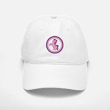 Cotton Candy Vintage Pony Baseball Baseball Cap