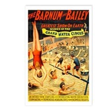 Grand Water Circus Postcards (Package of 8)