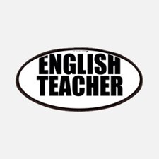 Trust Me, I'm An English Teacher Patch