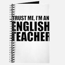Trust Me, I'm An English Teacher Journal
