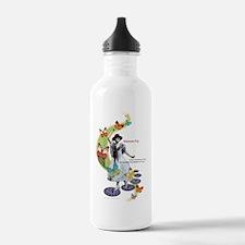 Funny Women Sports Water Bottle