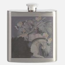 Cute Art nouveau Flask