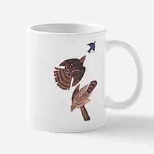 Cooper's Hawk Vintage Audubon Art Mugs