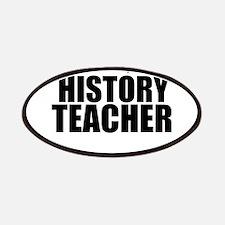 Trust Me, I'm A History Teacher Patch