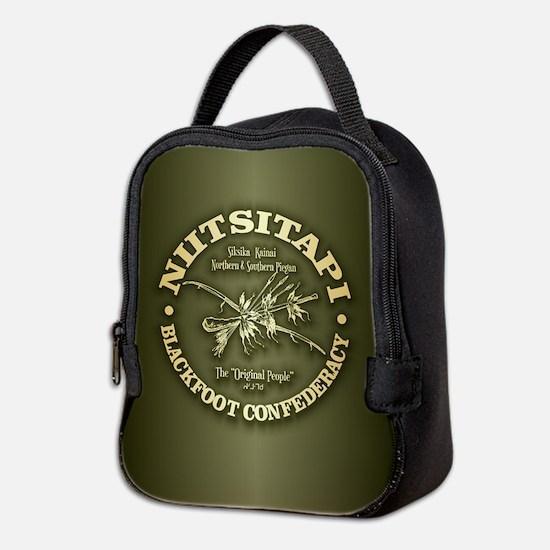 Niitsitapi Neoprene Lunch Bag