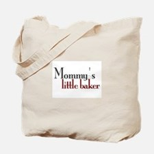 Mommy's Little Baker Tote Bag