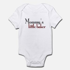 Mommy's Little Baker Infant Bodysuit