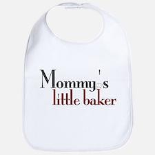 Mommy's Little Baker Bib