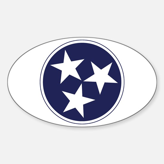 Tennessee Stars Decal