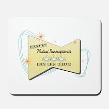 Instant Medical Transcriptionist Mousepad