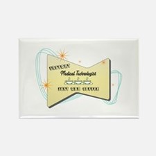 Instant Medical Technologist Rectangle Magnet