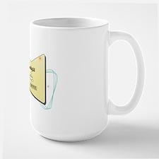 Instant Medical Technologist Large Mug