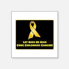 Cure Childhood Cancer! Sticker