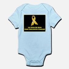Cure Childhood Cancer! Body Suit