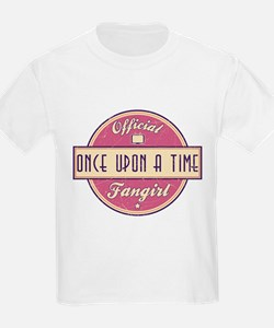 Official Once Upon a Time Fangirl T-Shirt