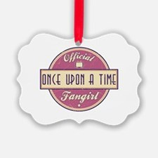Official Once Upon a Time Fangirl Ornament