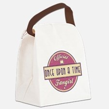 Official Once Upon a Time Fangirl Canvas Lunch Bag