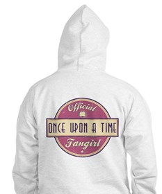 Official Once Upon a Time Fangirl Hoodie