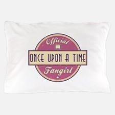 Official Once Upon a Time Fangirl Pillow Case
