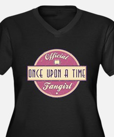 Official Once Upon a Time Fangirl Women's Dark Plu