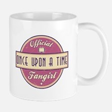 Official Once Upon a Time Fangirl Mug