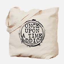 Once Upon a Time Addict Stamp Tote Bag