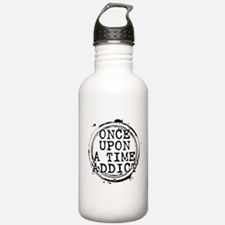 Once Upon a Time Addict Stamp Water Bottle
