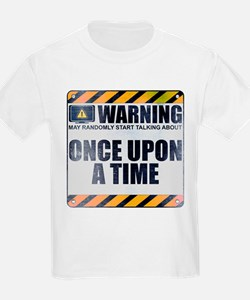Warning: Once Upon a Time T-Shirt
