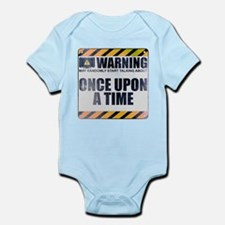 Warning: Once Upon a Time Infant Bodysuit