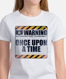 Warning: Once Upon a Time Tee
