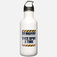 Warning: Once Upon a Time Water Bottle