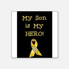 My Son is my Hero! Sticker