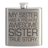 Sister Flask Bottles