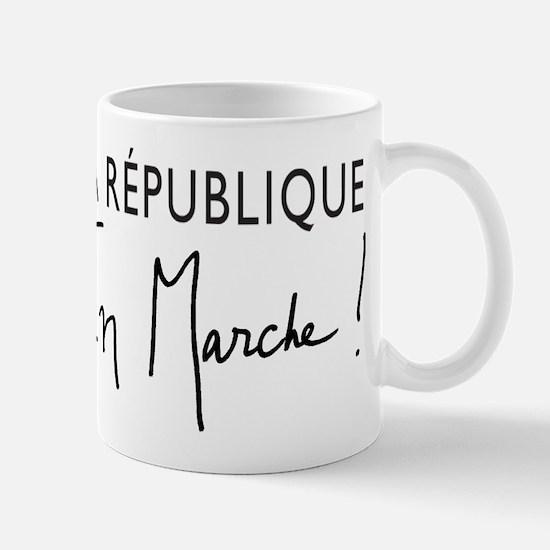 La Republique Mug