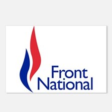 Front national Postcards (Package of 8)